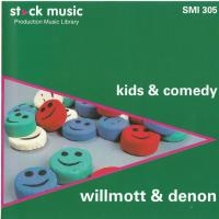 KIDS & COMEDY cover