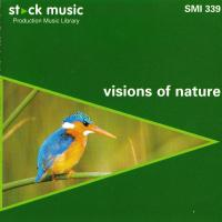 Visions of nature cover